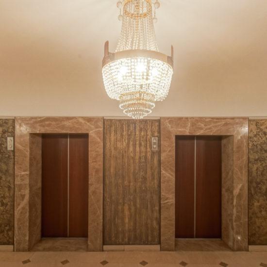 Hôtel Kazakhstan Almaty architecture soviétique