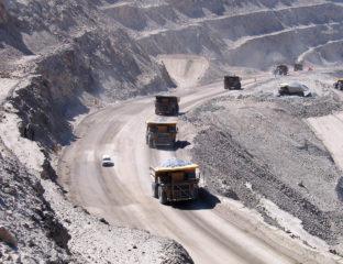 Mines Kirghizstan Charbon Or Occupation Révolution Economie