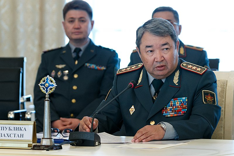 Nourlan Yermekbaiev Kazakhstan Russie Accord Militaire Historique