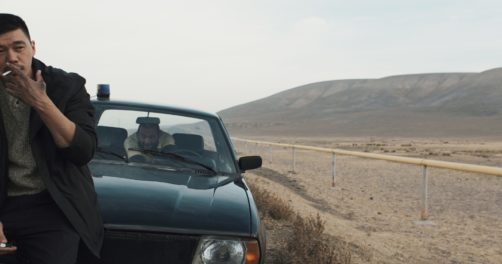 A Dark-Dark Man Kazakhstan Film France Sortie Critique