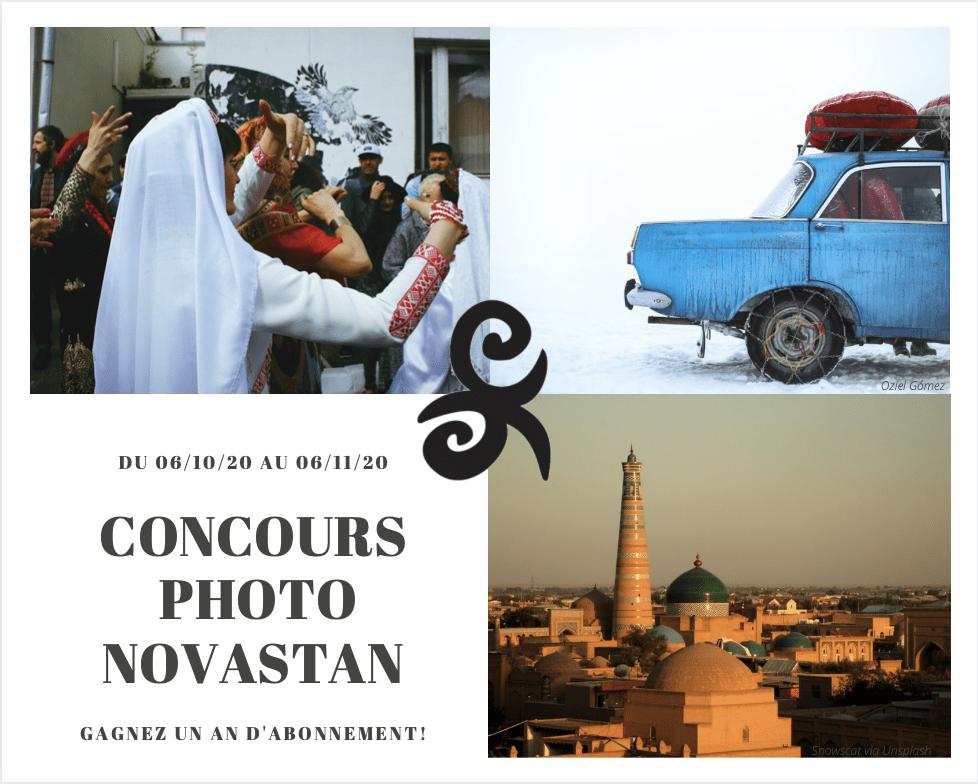 Concours photo Novastan France Abonnement
