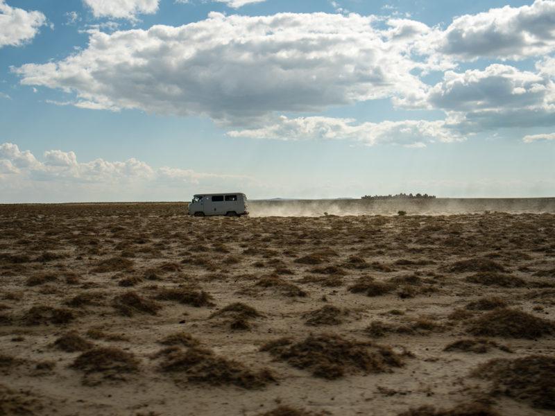 Désenclaver les villages du Kazakhstan