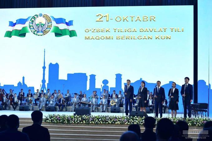 Ouzbékistan ouzbek langue russe Réforme Politique Chavkat Mirzioïev