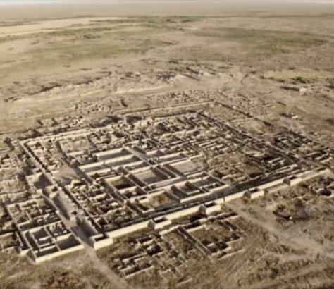 Documentaire Arte Parthe Empire Histoire Archéologie Turkménistan Merv Ouloug-Dépé Gonour-Dépé Kounia-Ourgentch