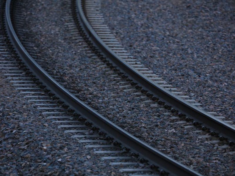 Train chemin de fer illustration