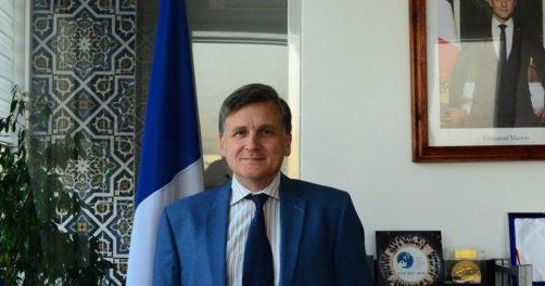 Michel Tarran Ambassadeur Tadjikistan France Diplomatie Nomination