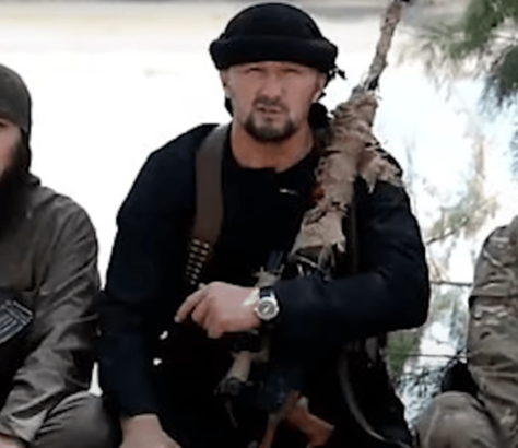 Gulmurod Khalimov Terrorisme Tadjikistan Défection Daech Afghanistan Documentaire arte frontière afghano-tadjike Etat Islamique