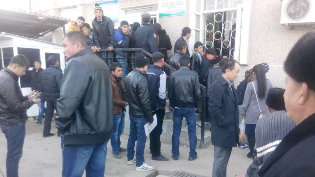réforme enregistrement Tachkent Ouzbékistan
