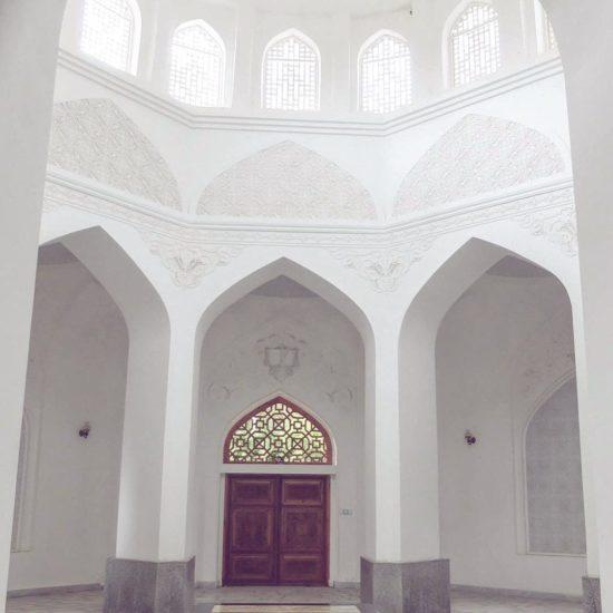 Panjroud Pendjikent Tadjikistan Roudaki Mausolée
