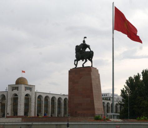 Kirghizstan Constitution Débats Politique Réforme