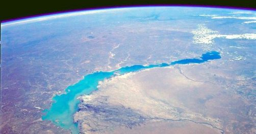 Balkhach Lac Chine Kazakhstan Eau Glacier Réchauffement climatique Diplomatique Gestion