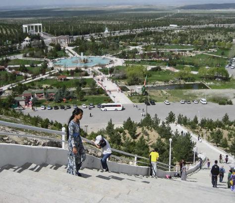 Turkménistan Sécurité Gallup Classement Sondage