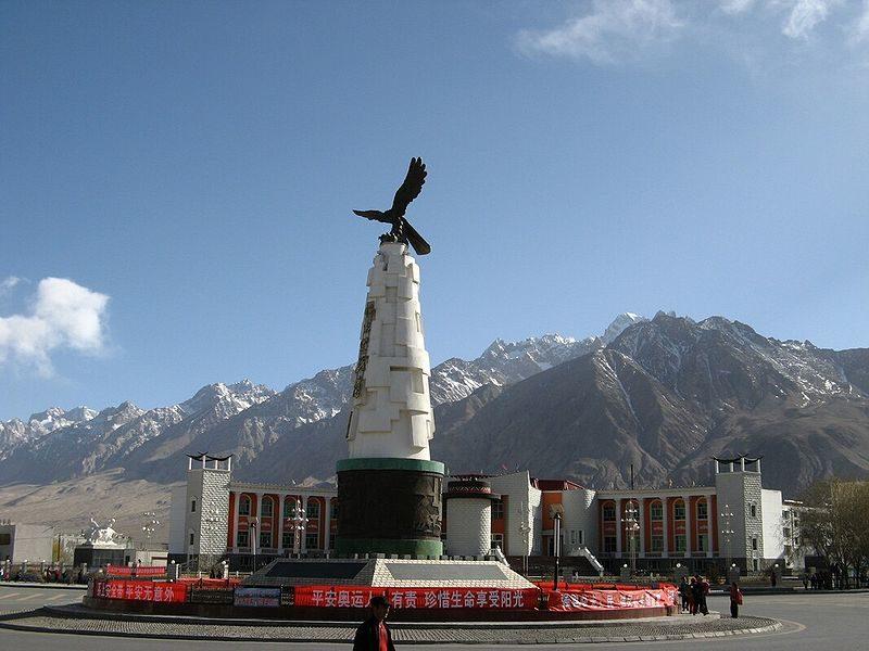 Taxkorgan Xinjiang Chine Tadjikistan Haut-Badakhchan Pamir