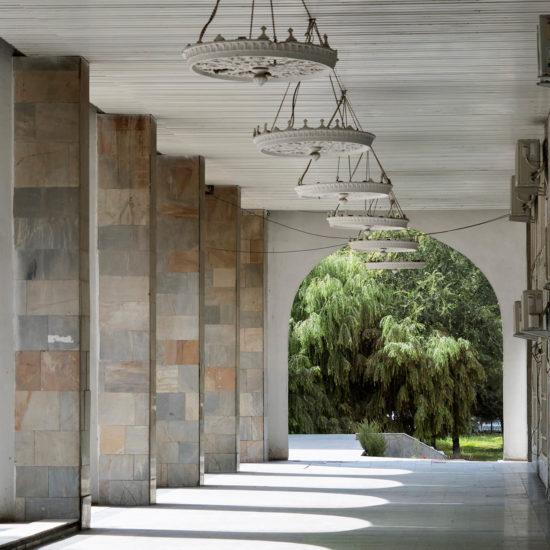 Académie des Arts Tachkent Ouzbékistan Architecture