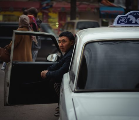 Photo du Jour Antoine Béguier Bichkek Kirghizstan Bazar