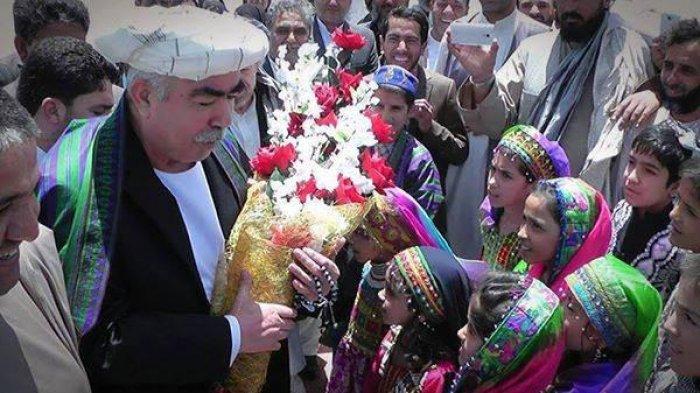 Abdul Rachid Dostom Afghanistan Ouzbek