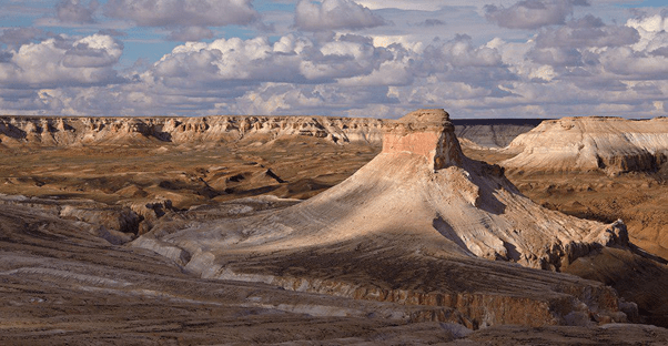Ouzbekistan Oust Ourt Parc naturel