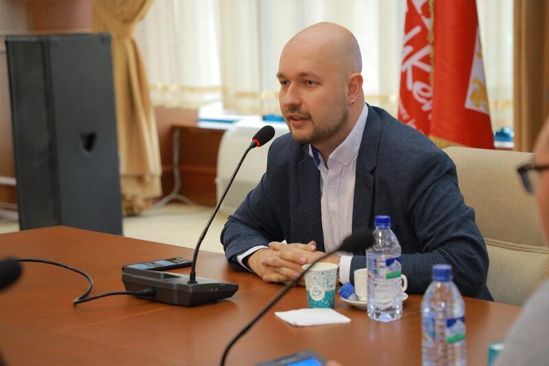 Nikita Makarenko médias ouzbeks