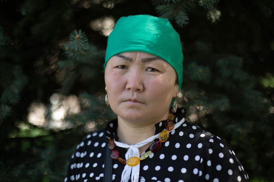 Gülzira Awelkhan Kazakhstan Chine Camps Xinjiang