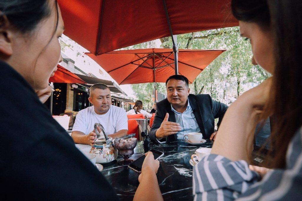 Serijkan Bilach Atajurt Kazakhstan Chine Xinjiang Camps