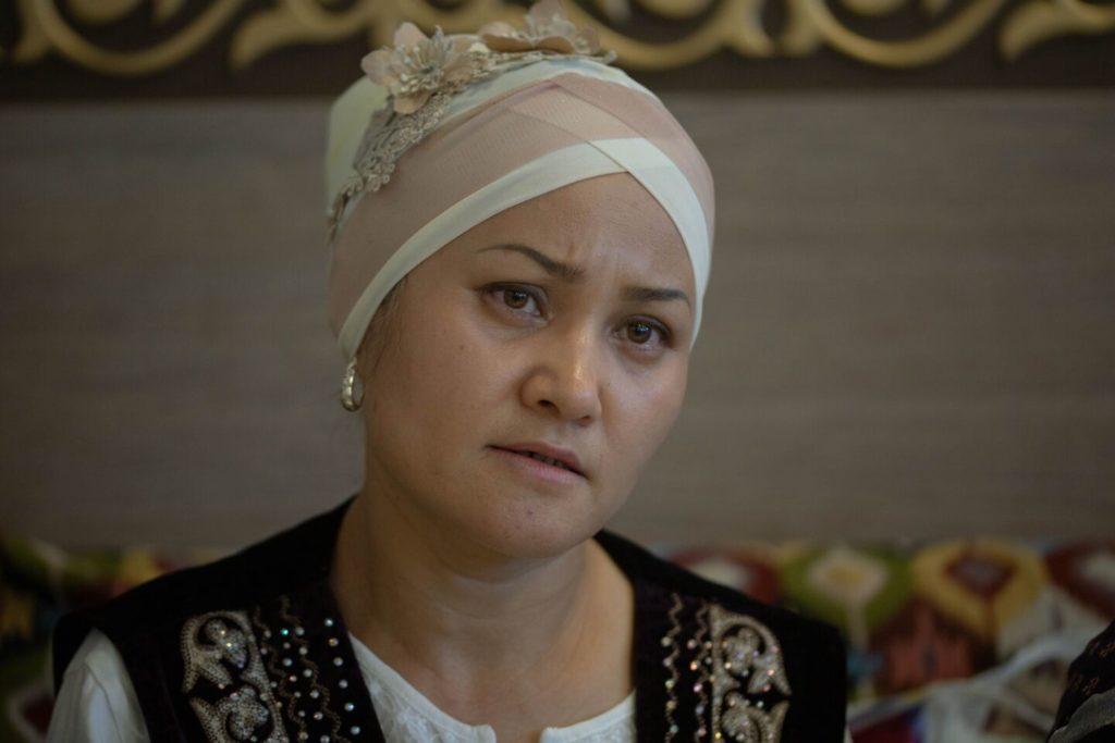Bikamal Kaken Kazakhstan Chine Xinjiang Camp