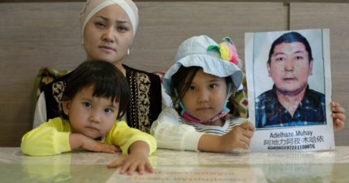 Bikamal Kaken Camps Xinjiang Chine Ouïghours Kazakhs