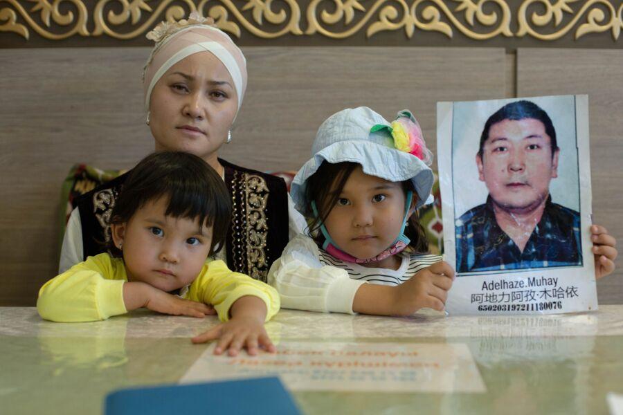 Répression Kazakhs Ouïghours Xinjiang Chine Kazahstan Surveillance