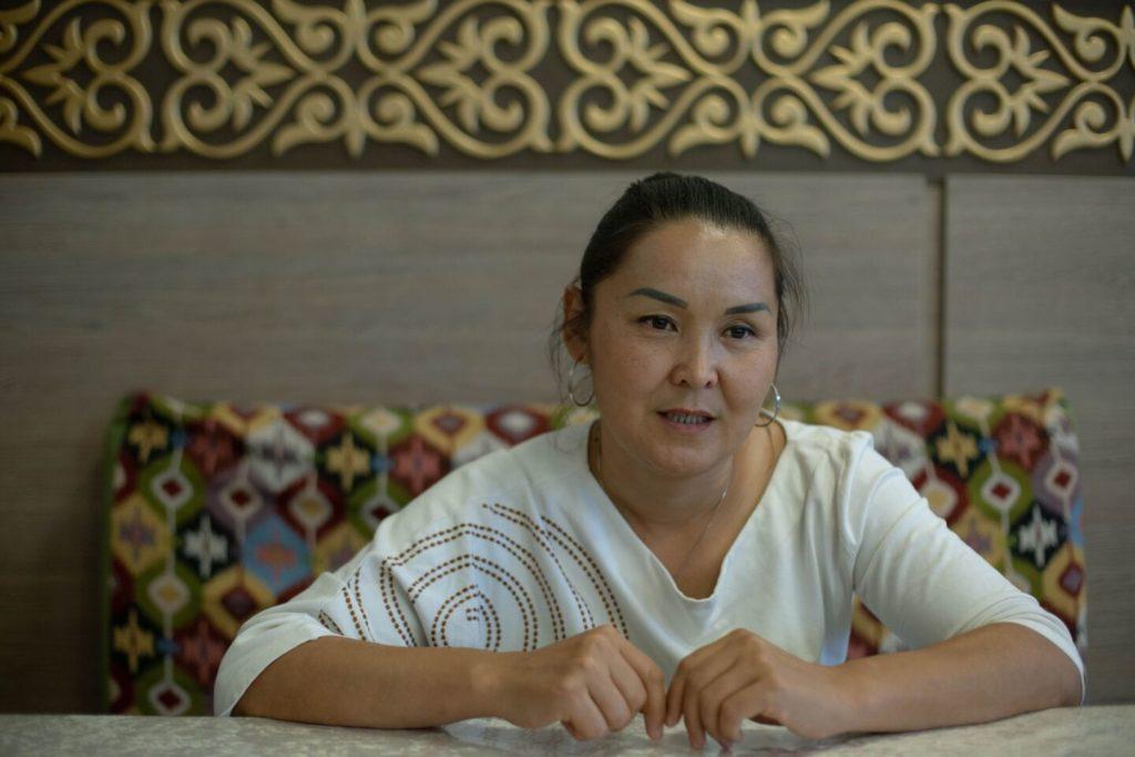 Qaycha Aqan Khorgos Kazakhstan Chine Xinjiang Camps