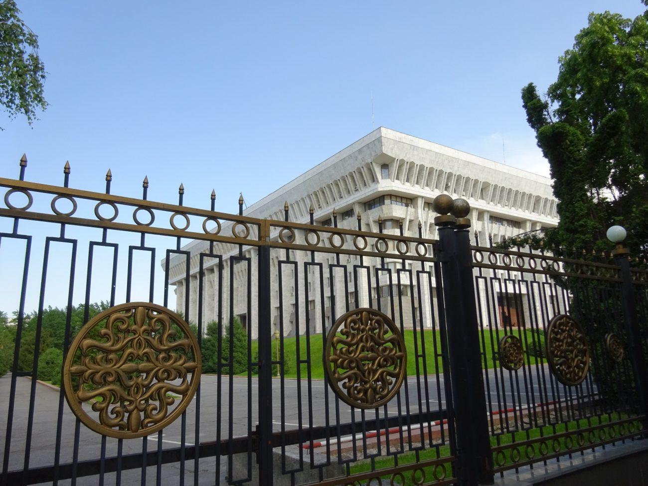 Kirghizstan Présidentielle Candidats Politique
