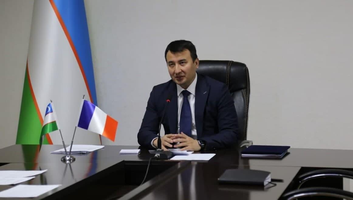 Ouzbékistan France Accord Rungis Semmaris Agro-alimentaire