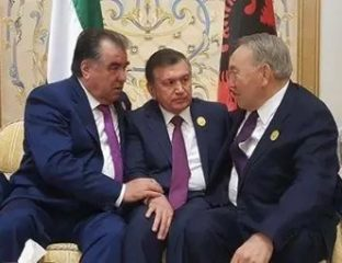 Sommet Pays Musulmans Noursoultan Nazarbaïev Kazakhstan Chavkat Mirzioïev Ouzbékistan Emomali Rahmon Tadjikistan Ryiad