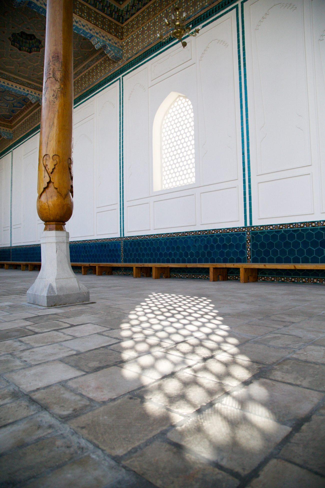 Photo du jour Naqshband Ouzbékistan