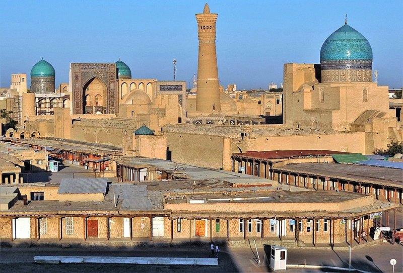 Boukhara Ouzbekistan Revolution