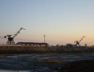 Mer d'Aral URSS Irrigation