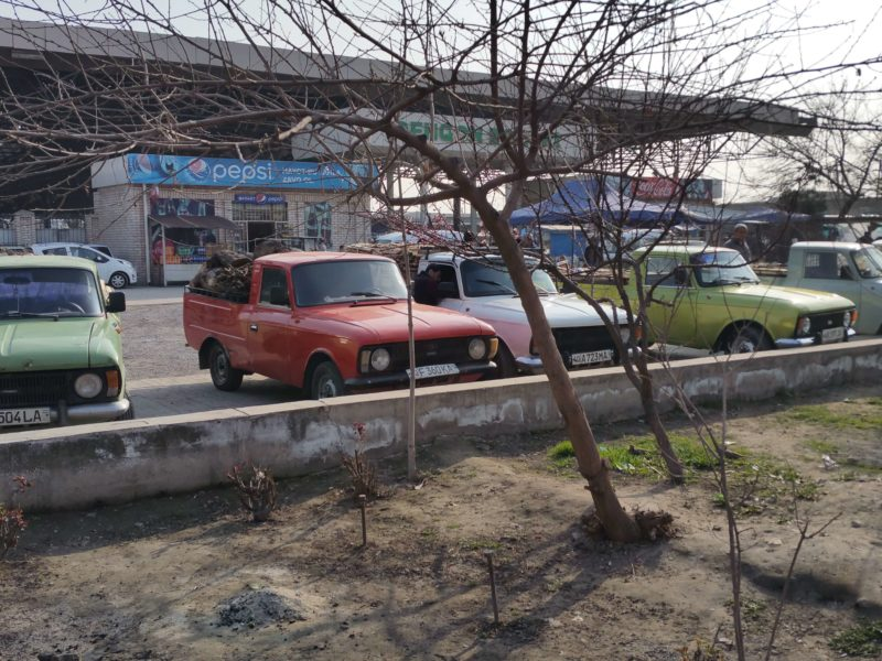 Photo du Jour Ouzbékistan Ferghana Bazar