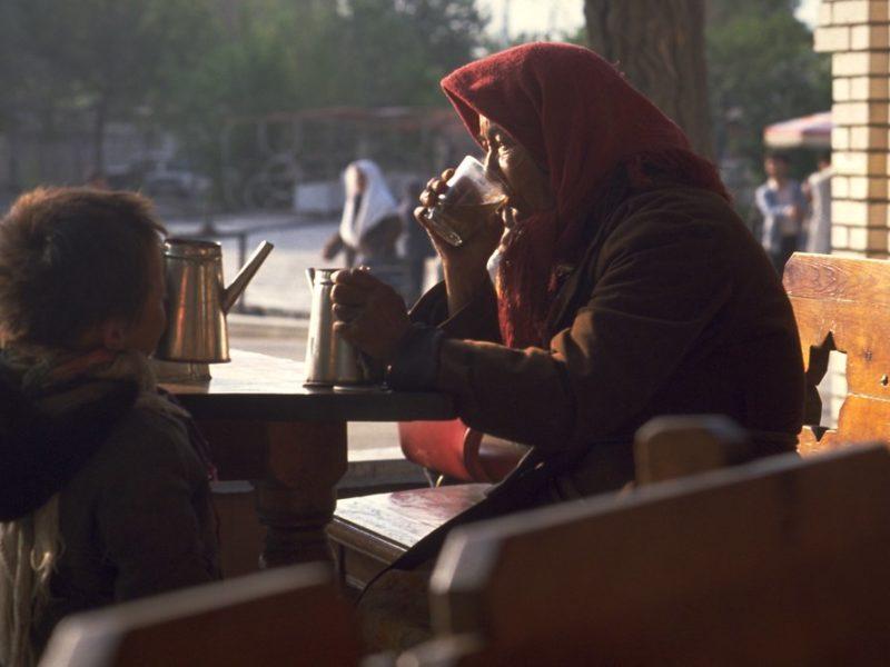 Violences domestiques Asie centrale Femmes