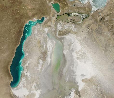 Mer d'Aral Concours Banque mondiale