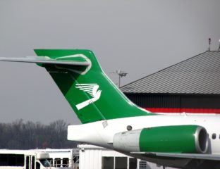 Turkmenistan Airlines Airbus Avion cargo Turkménistan