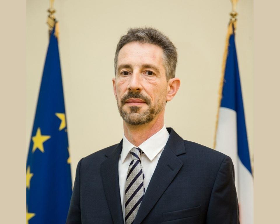 Didier Canesse Ambassade de France Kazakhstan