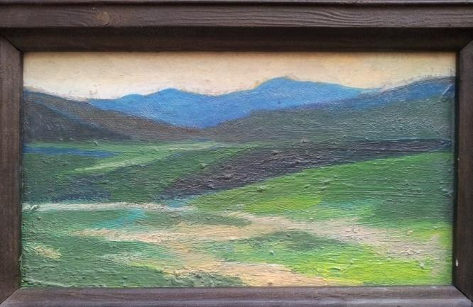 Yusuf Sangov Peintre Tadjikistan Culture Art Artiste