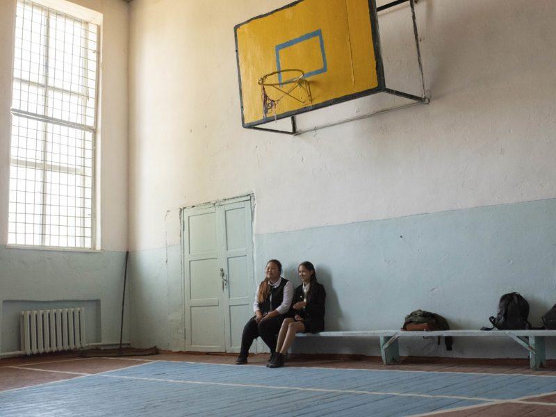 Photo du jour Kirghizstan Sport Ecole