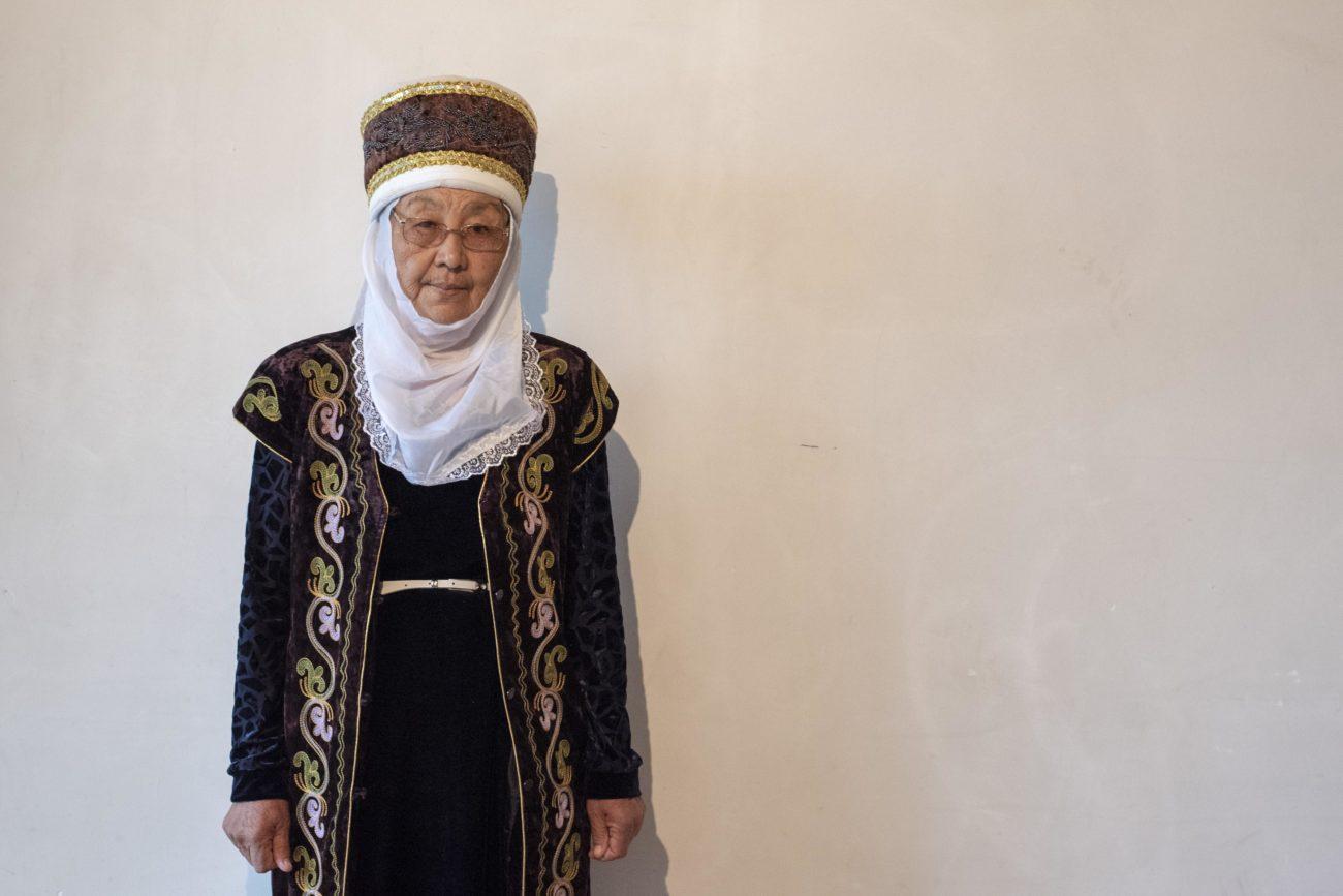 Photo du jour Kirghizstan Mariage Vetement Traditionnel
