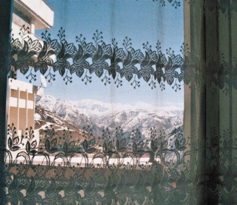 Montagne Tadjikistan Sanatorium