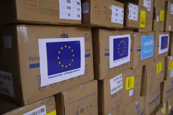 UE union européenne aide alimentaire