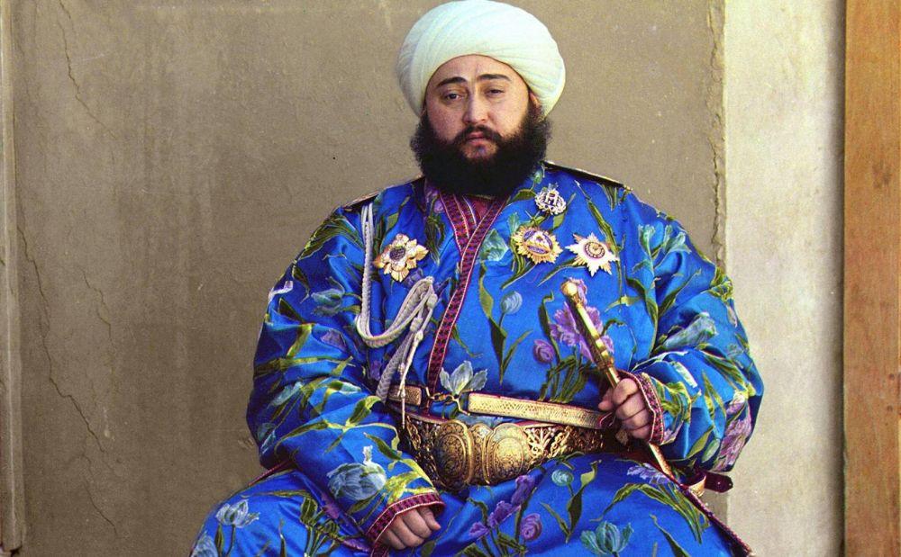 Boukhara Ouzbéklistan Emir