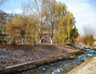 Canal irrigation gestion eau