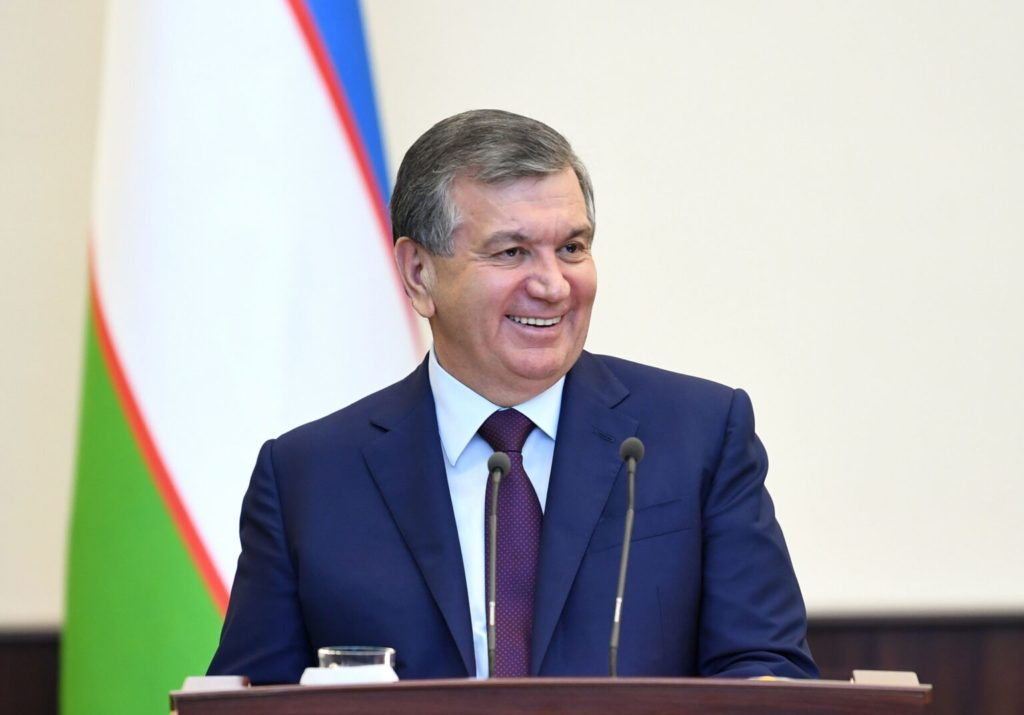 Ouzbékistan Chavkat Mirzioïev Démocratie Autocratie Politique