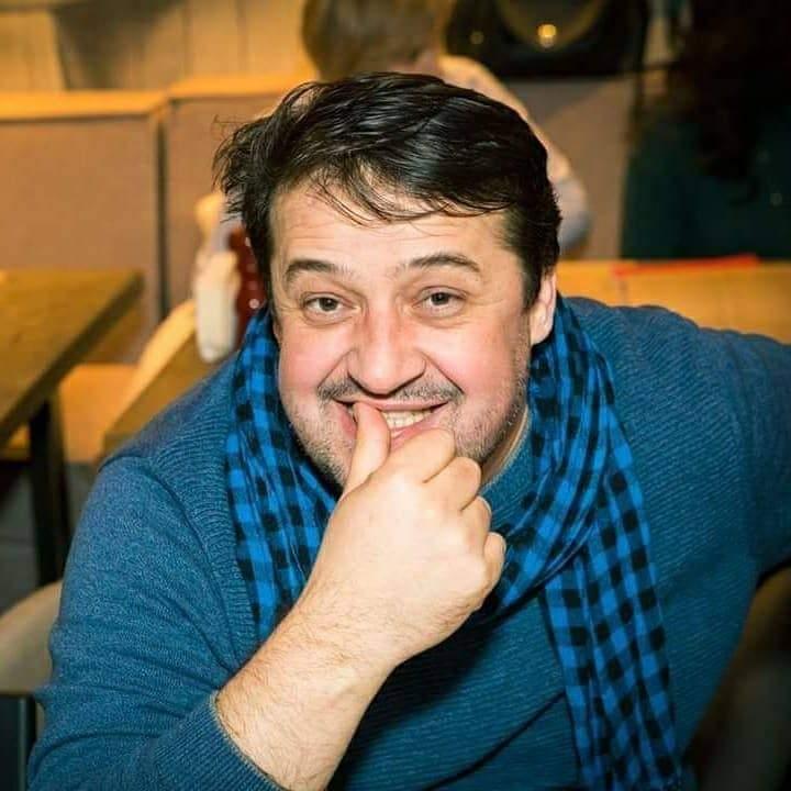 Firouz Sabzaliev Portrait Pamir Langue