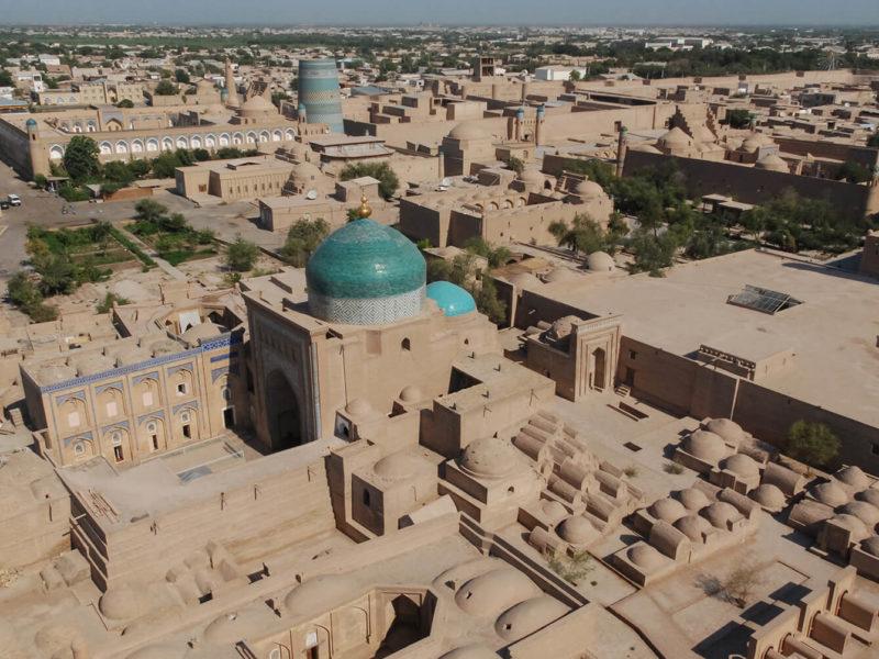 Khiva Oubekistan