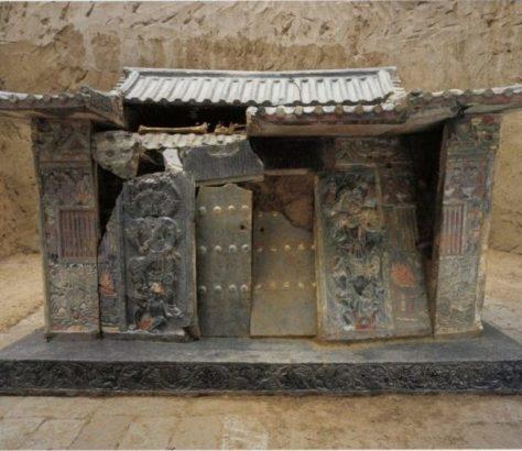 Chine Sogdiane Art Culture Histoire Asie centrale